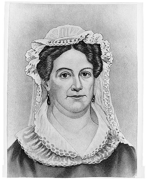 Рейчел Донельсон родилась в Теннеси в 1767 году