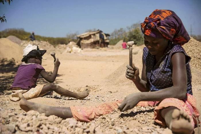 Amnesty International has raised concerns about child labour in African cobalt mines