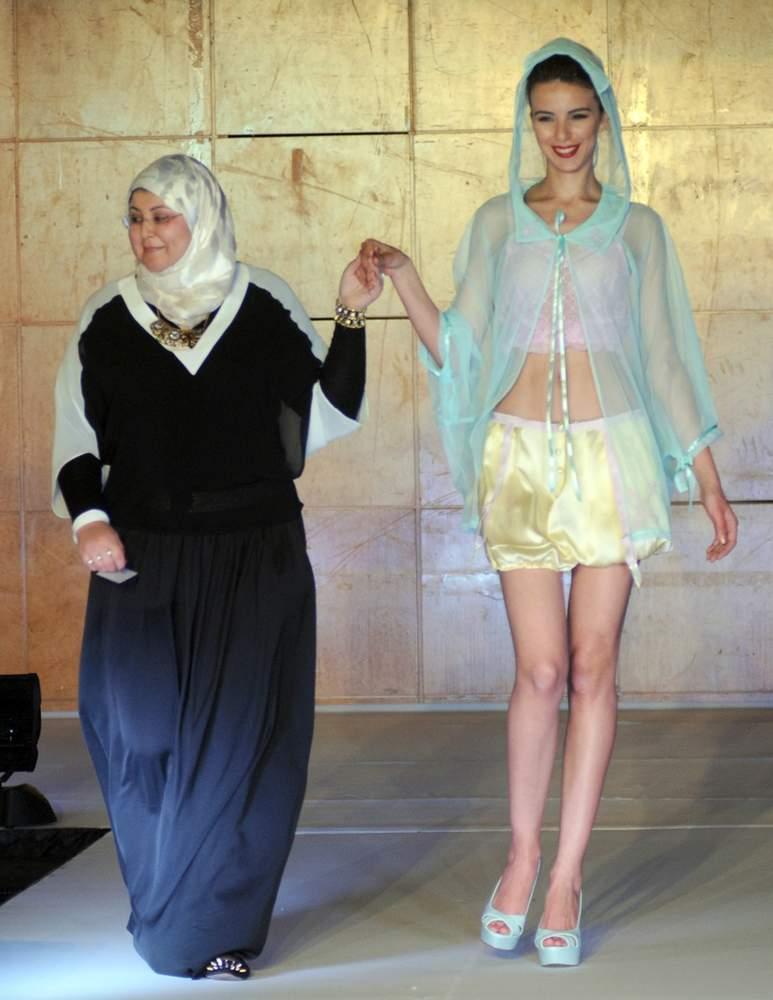 عرض أزياء في تونس عام 2013 @Getty Images