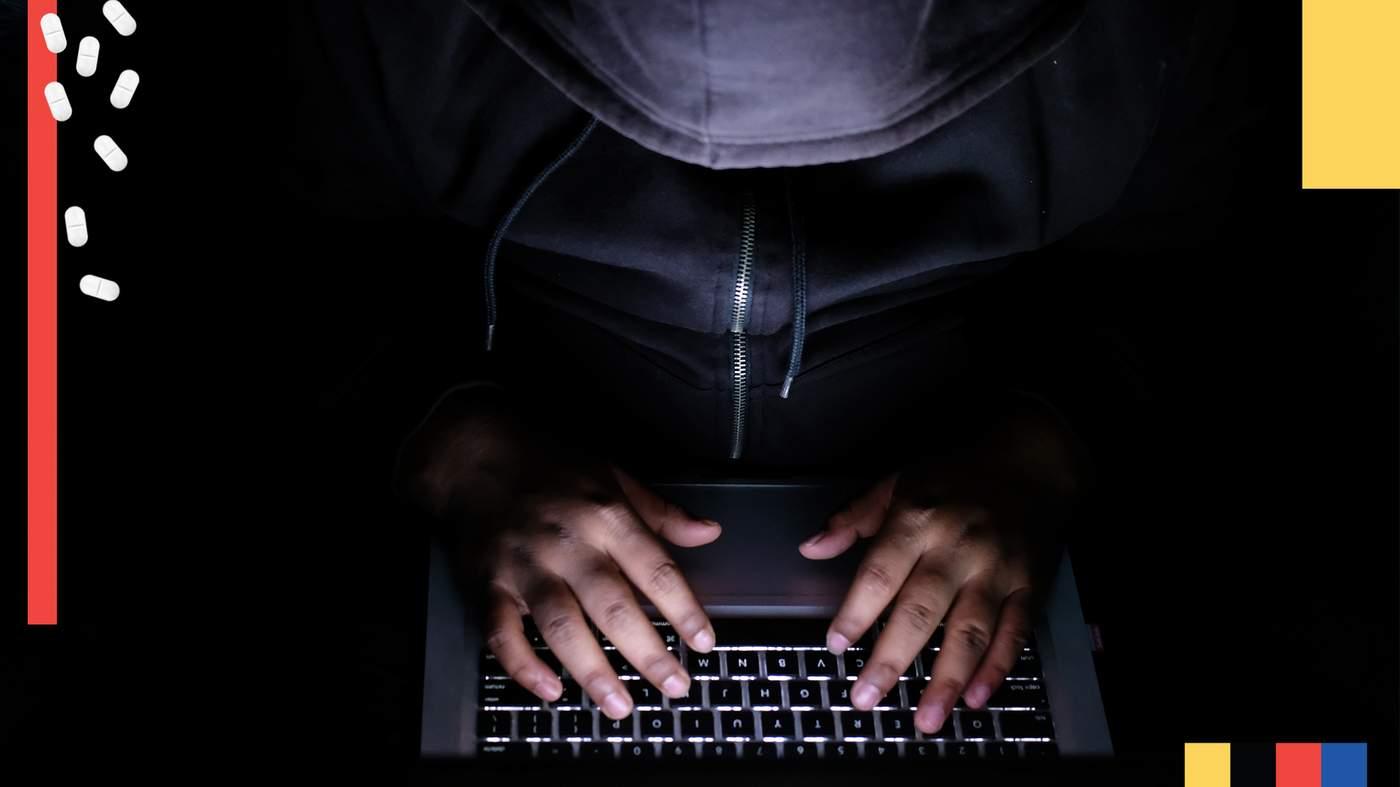 Fake Xanax: The UK's biggest ever dark net drugs bust - BBC News