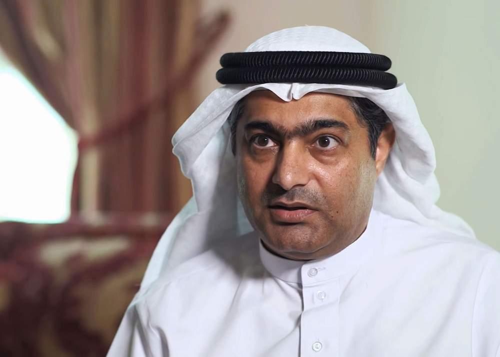 الناشط الإجتماعي أحمد منصور