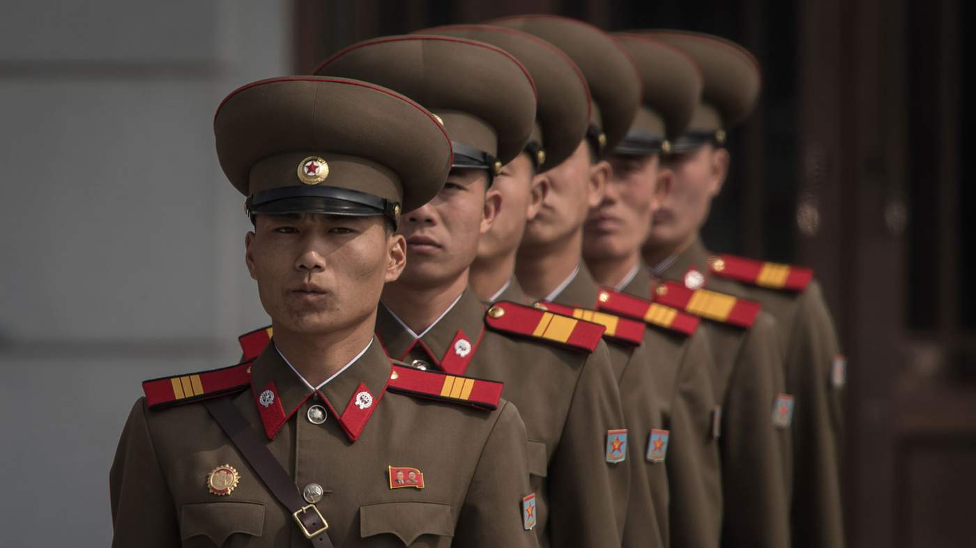 The king of Pyongyang - BBC News