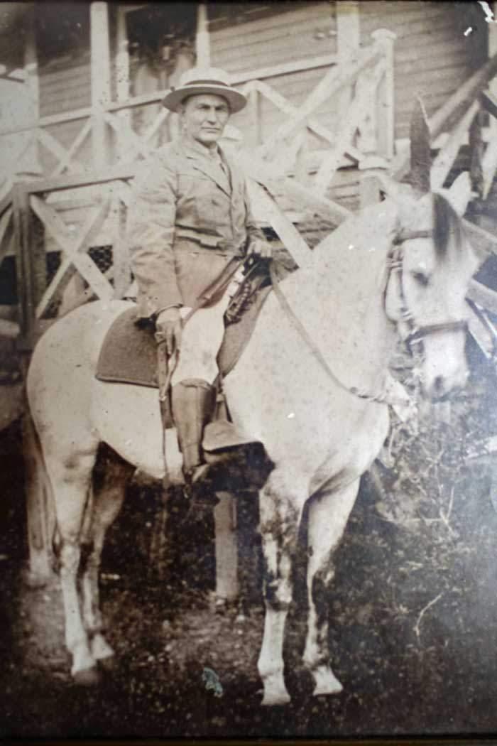 Ángel Castro, father of Fidel