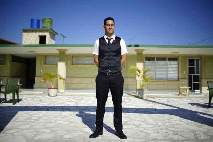 "Deynier ""Jimmy"" Suarez: Tourism has fallen because of Donald Trump"