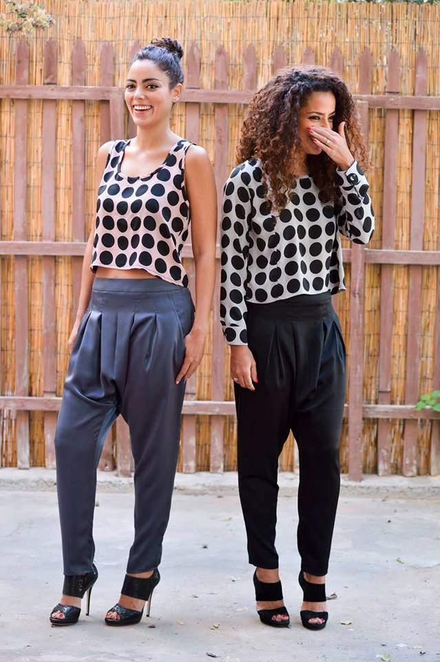 آفيشا وأختها @Avisha De Saram
