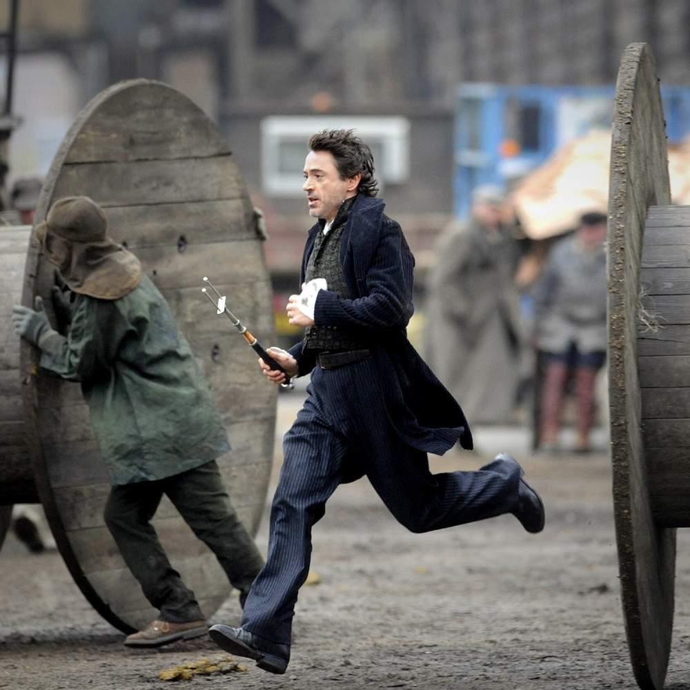 Filmed in Liverpool: Sherlock, 2009starring Robert Downey Jr