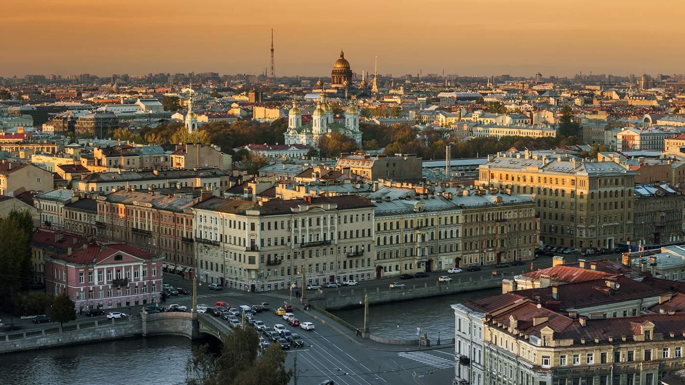 Города ЧМ-2018: Санкт-Петербург - BBC Русская служба