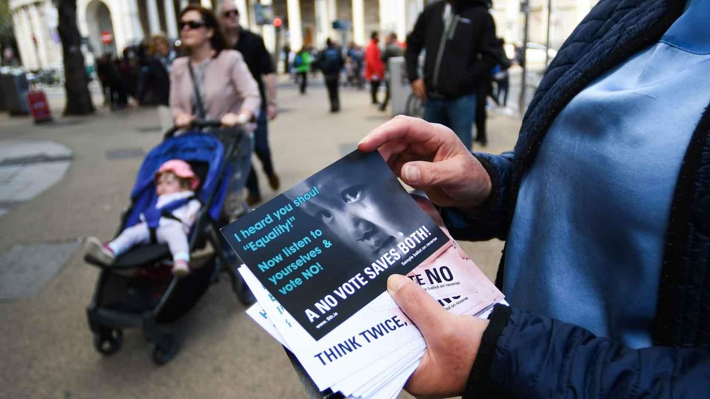 Miss D and the Irish abortion debate - BBC News