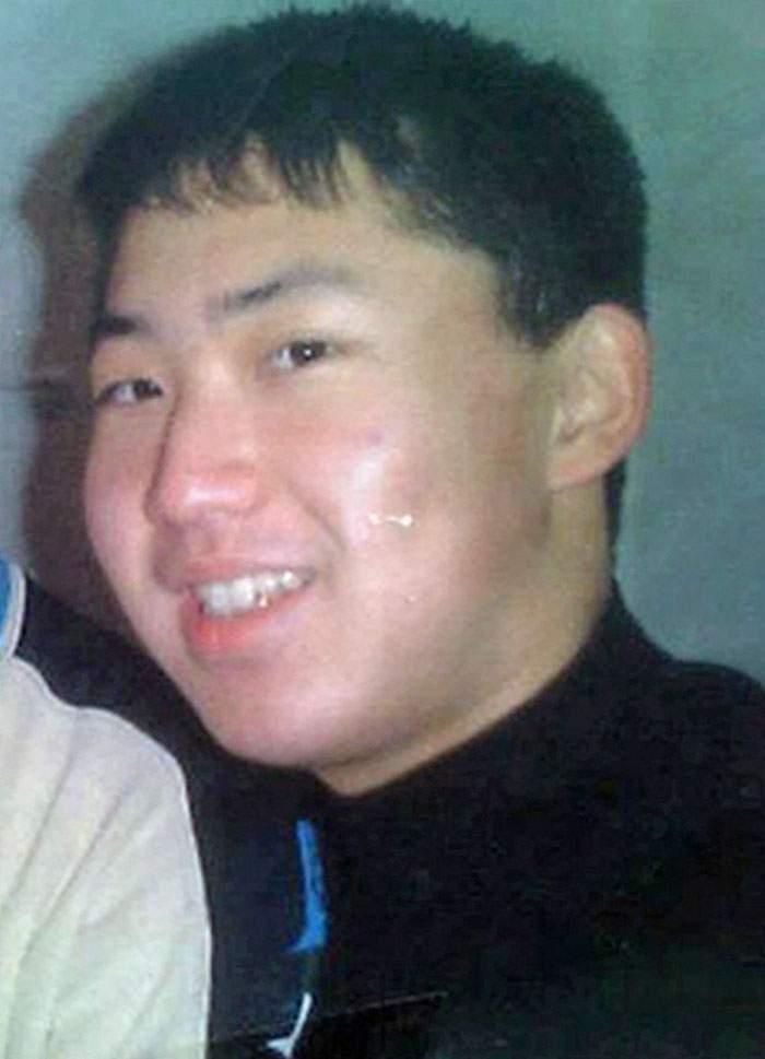 كيم جونغ أون ا المراهق