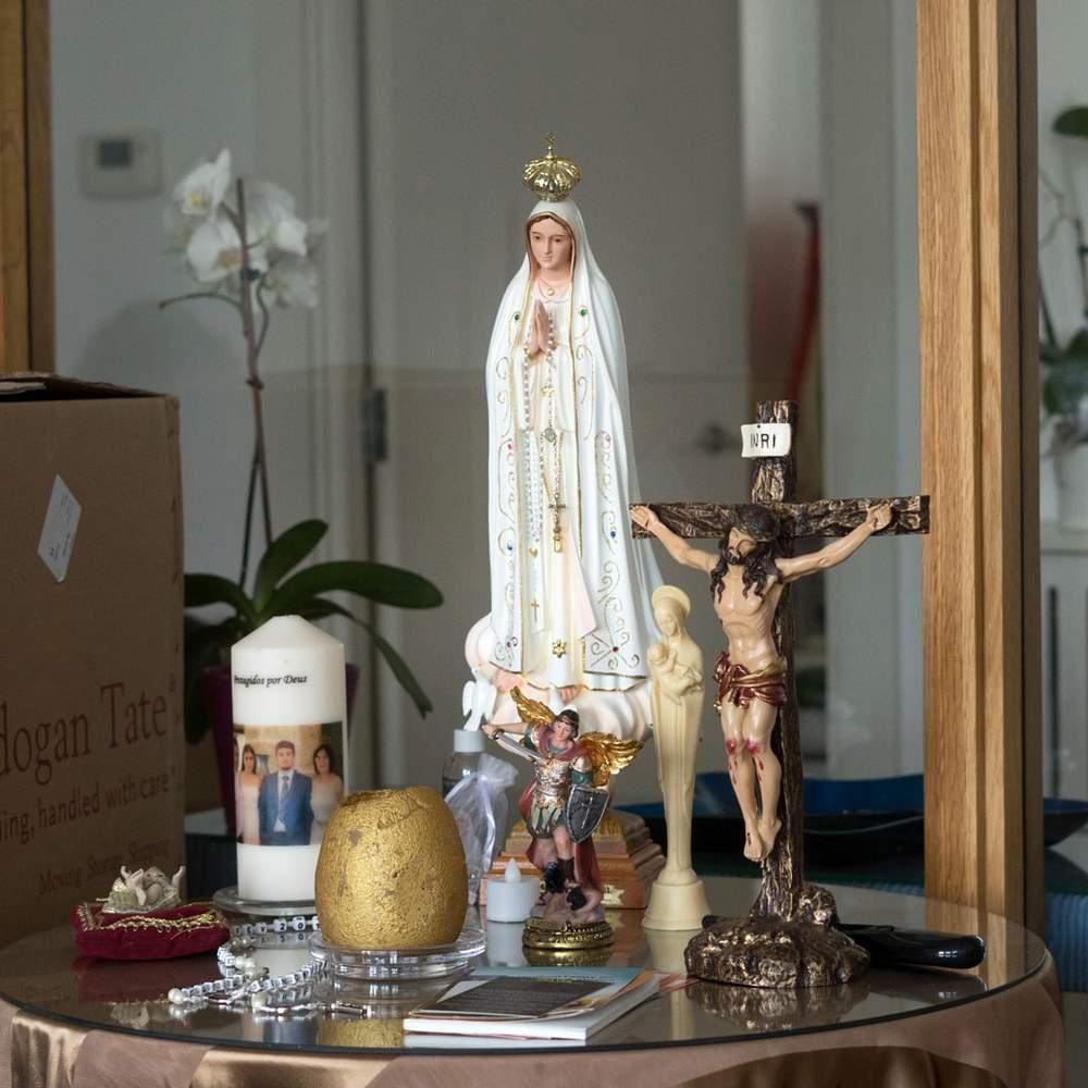 Fatima's shrine