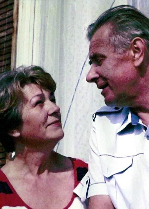 Yashin and Valentina