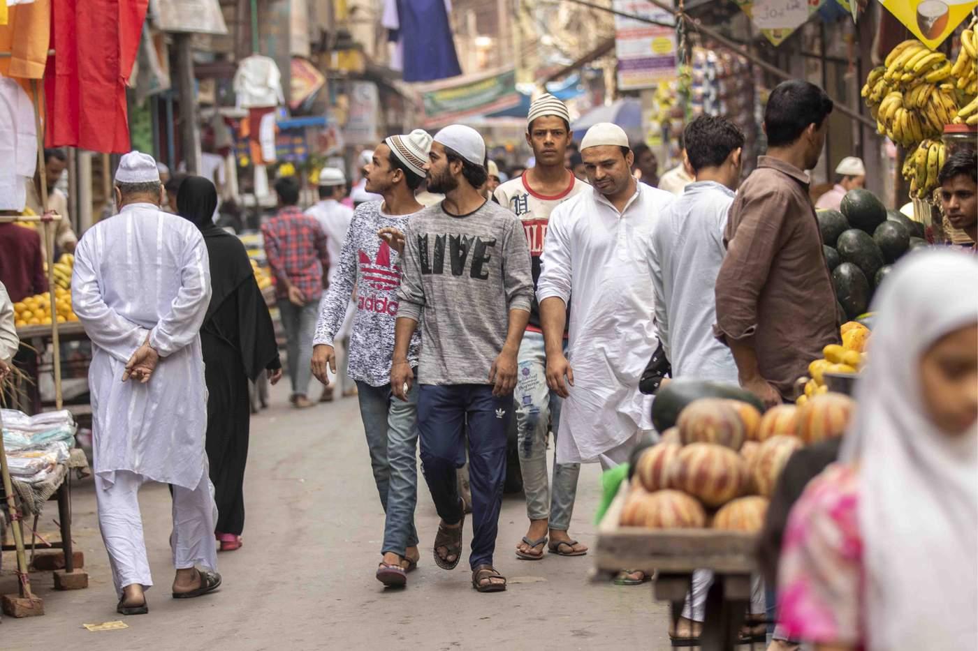 मुसलमान मुहल्ला - BBC News हिंदी