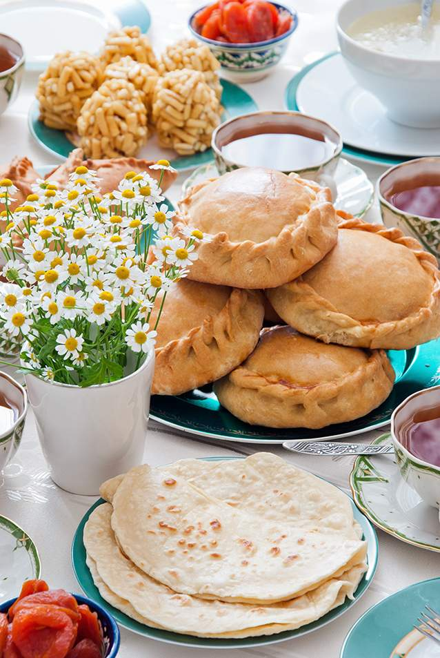 شیرینیهای سنتی تاتار