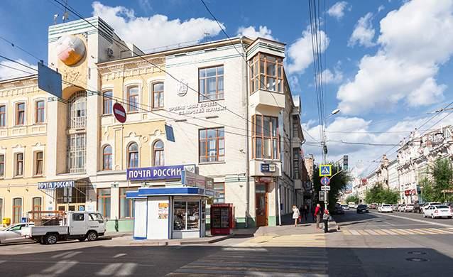 تقاطع خیابانهای لنینگراد و کویبیشف