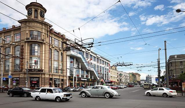 خیابان بولشایا سادووایا