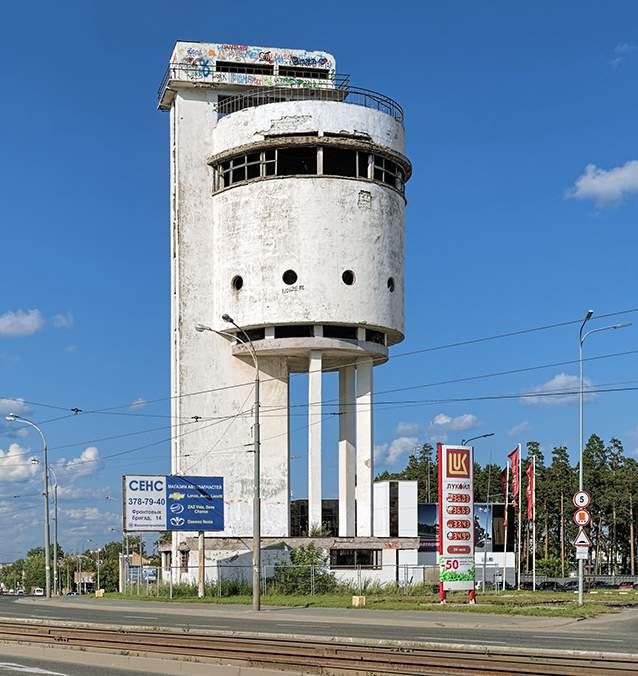 برج سفید