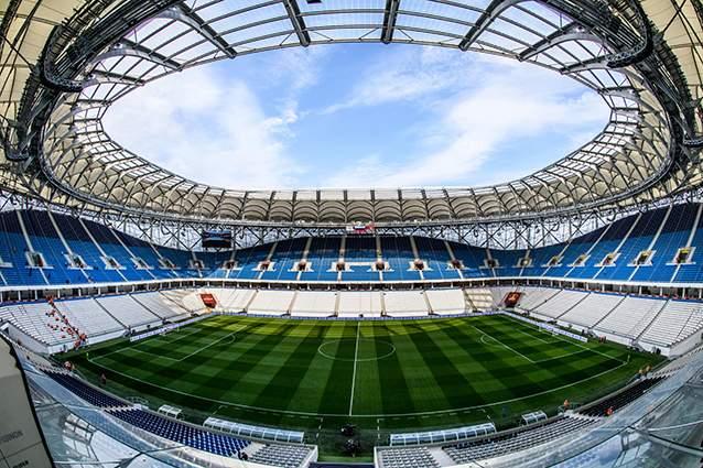 استادیوم ولگاگراد