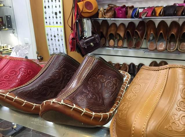 کفشهای سنتی تاتار