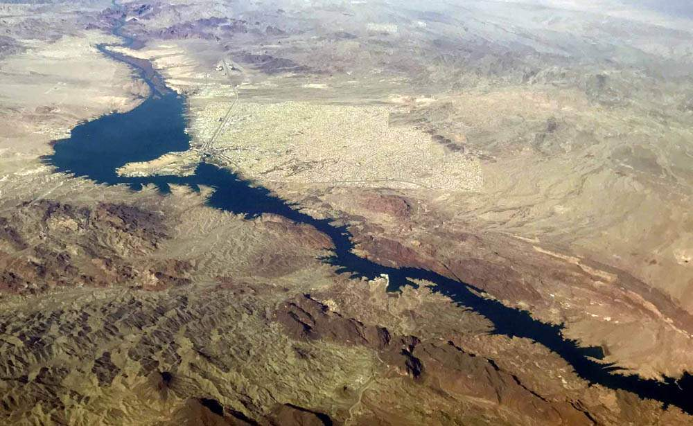 Lake Havasu was created after the completion of the Parker Dam in 1938, which held back the Colorado River