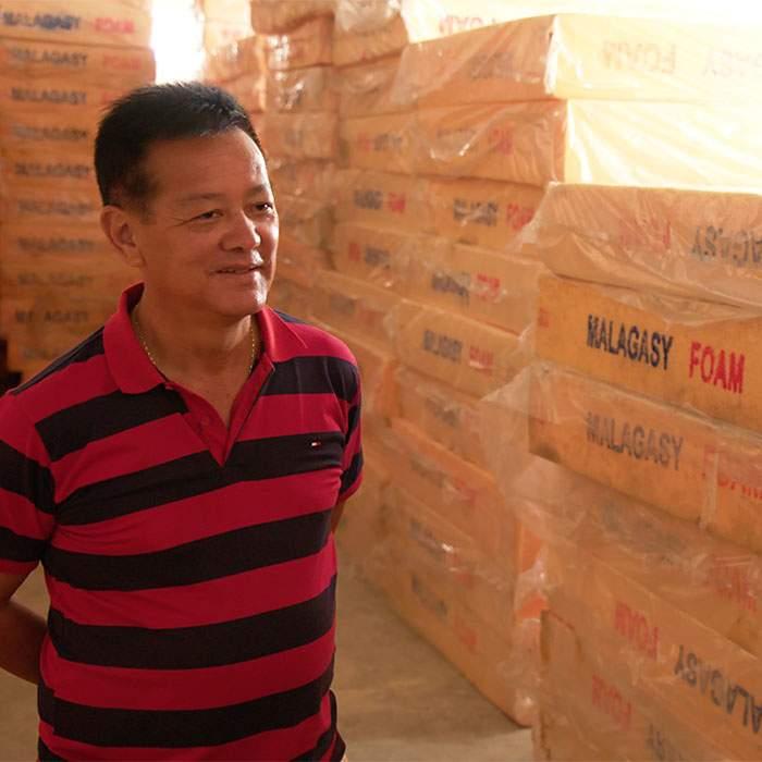 Exporter Sylvan Chen