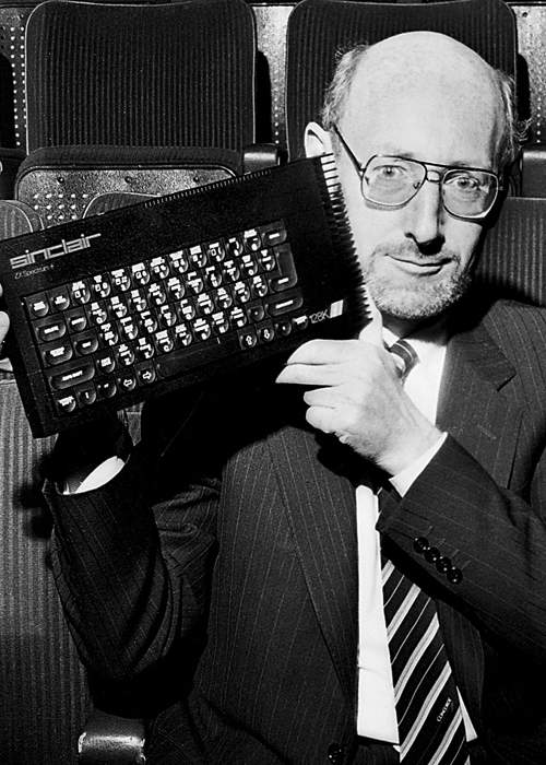 Clive Sinclair - the man who brought the computer to UK homes