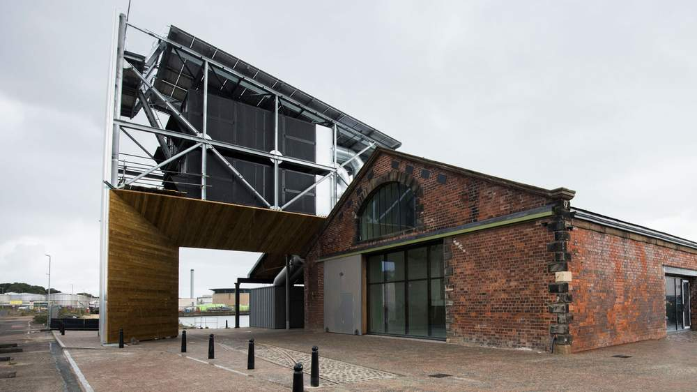 Van der Kuyl's 4J Studios have moved in to new premises on Dundee waterfront