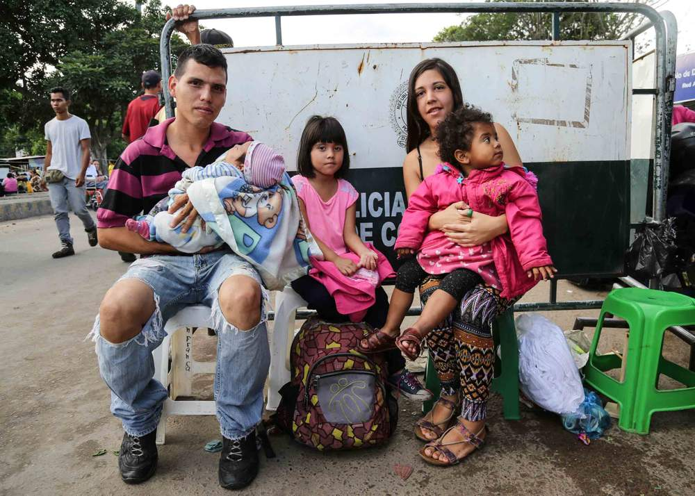 MIles de familias buscan mejorar sus condiciones de vida.