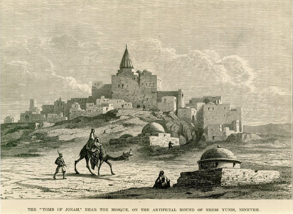 Engraving from Robert Brown's The Countries of the World (1876)