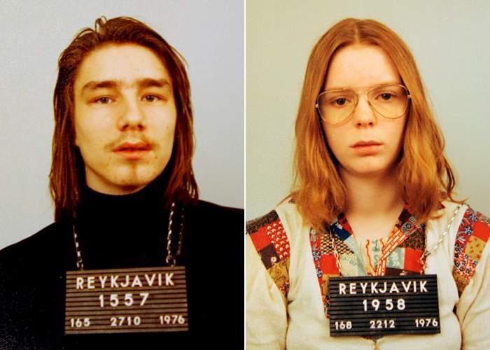 Saevar Ciesielski and Erla Bolladottir