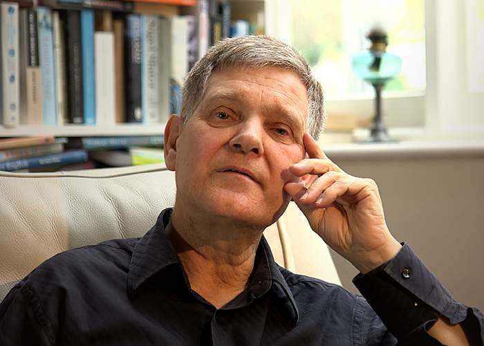 Gisli Gudjonsson in 2014