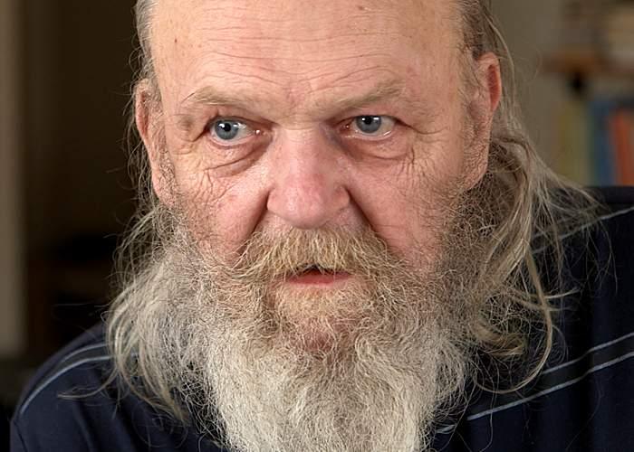Retired prison officer Hlynur Thor Magnusson
