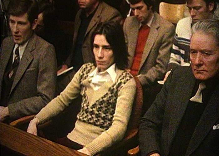 Saevar Ciesielski in court