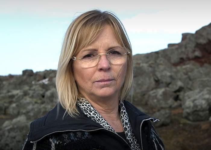 Erla Bolladottir in 2014