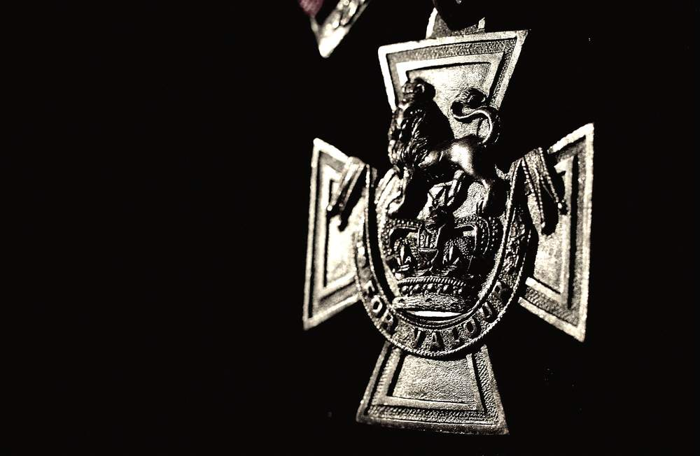 The Victoria Cross was awarded to 49 British soldiers during the Somme