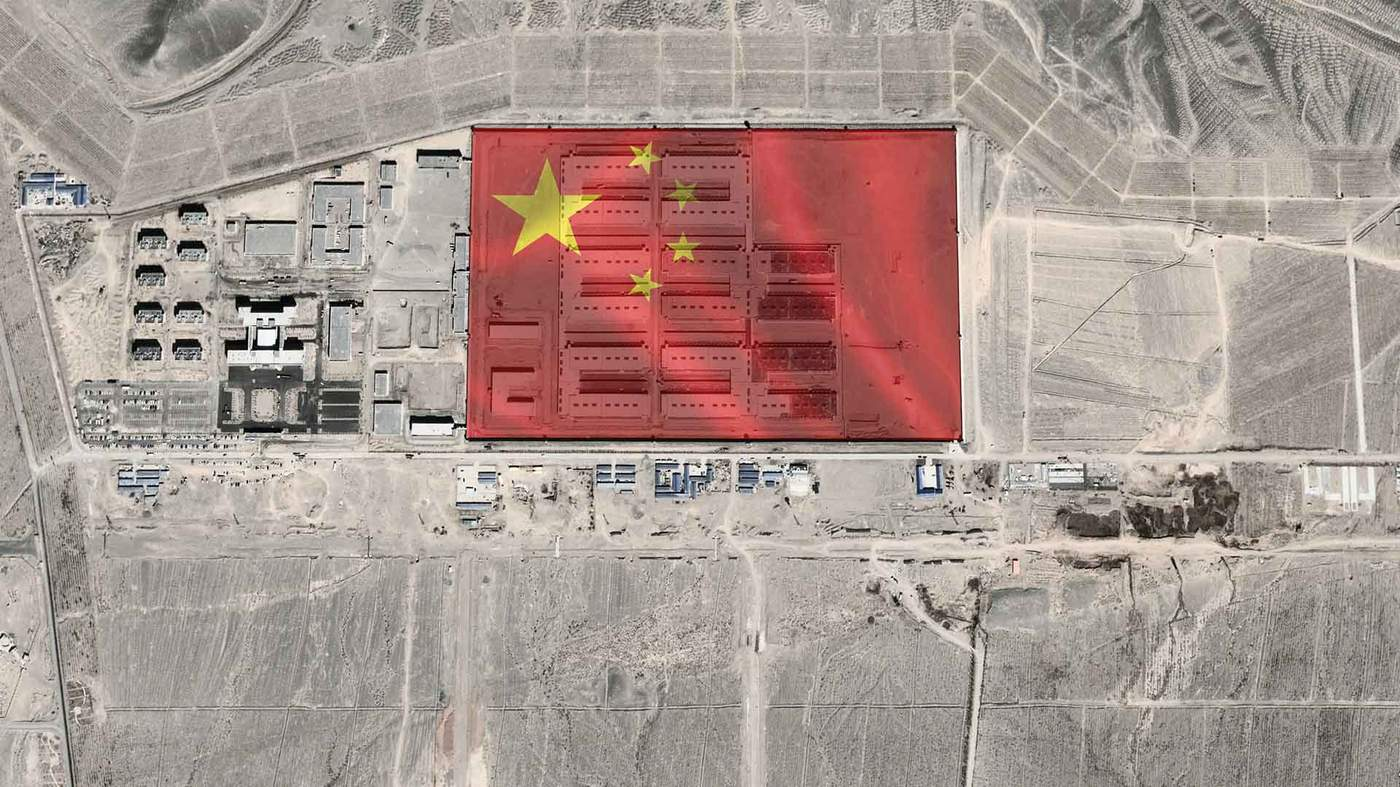 Image result for concentration camps in china