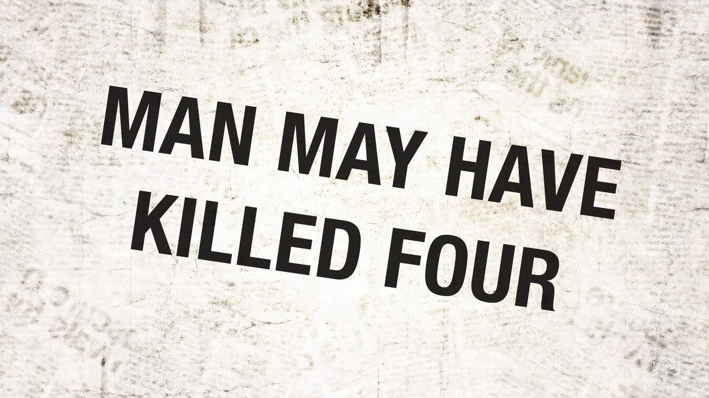 d32ad3dbf4b6 Did a serial killer murder my sister  - BBC News