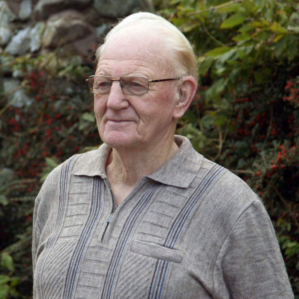 George Stobbs witnessed the immediate aftermath of the crash