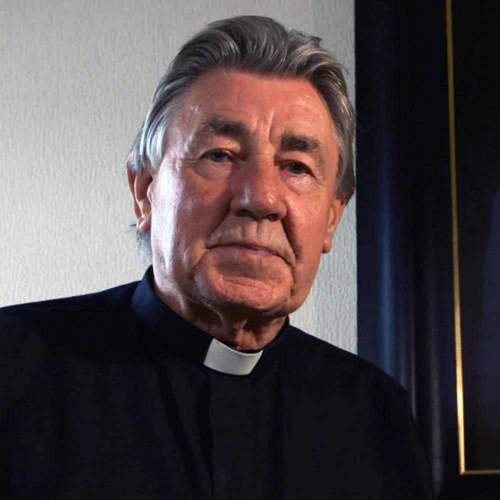 Fr Keegans had recently moved to Lockerbie