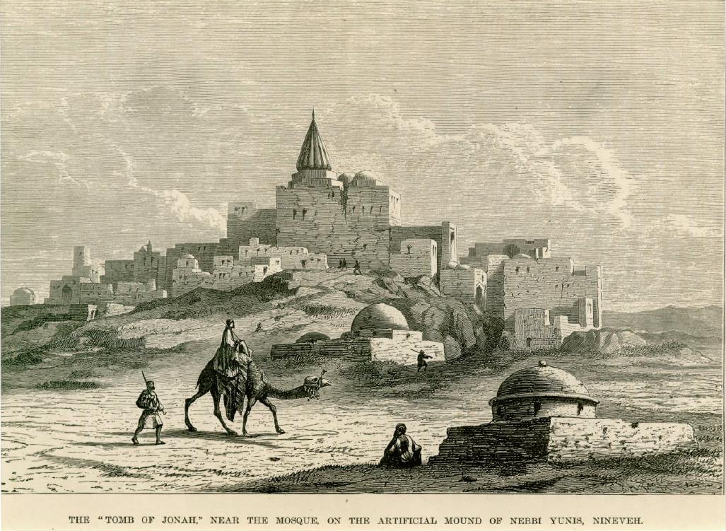 رابرٹ براؤن کی کنٹریز آف دی ورلڈ (1876) میں موجود تصویر کا عکس
