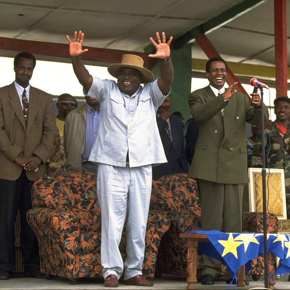 Laurent Kabila (1997)