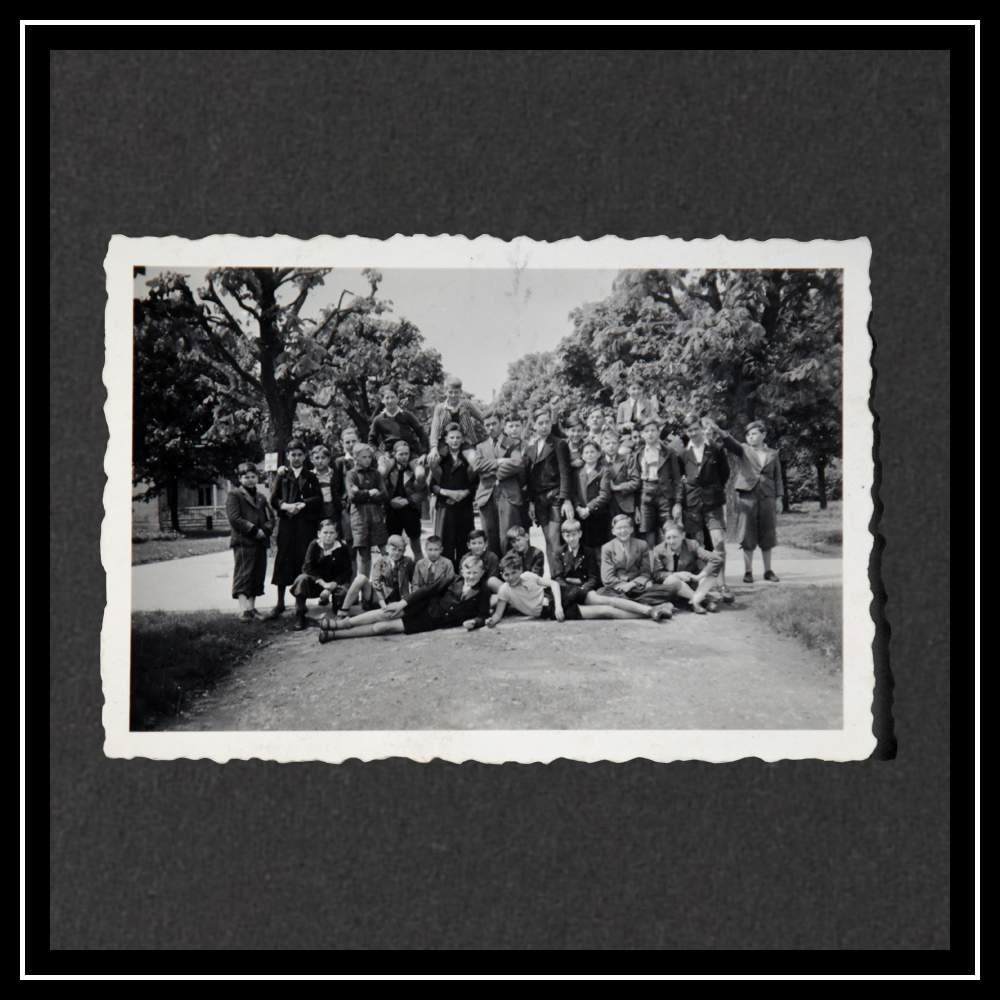 Фото класса Курта, май 1939 года
