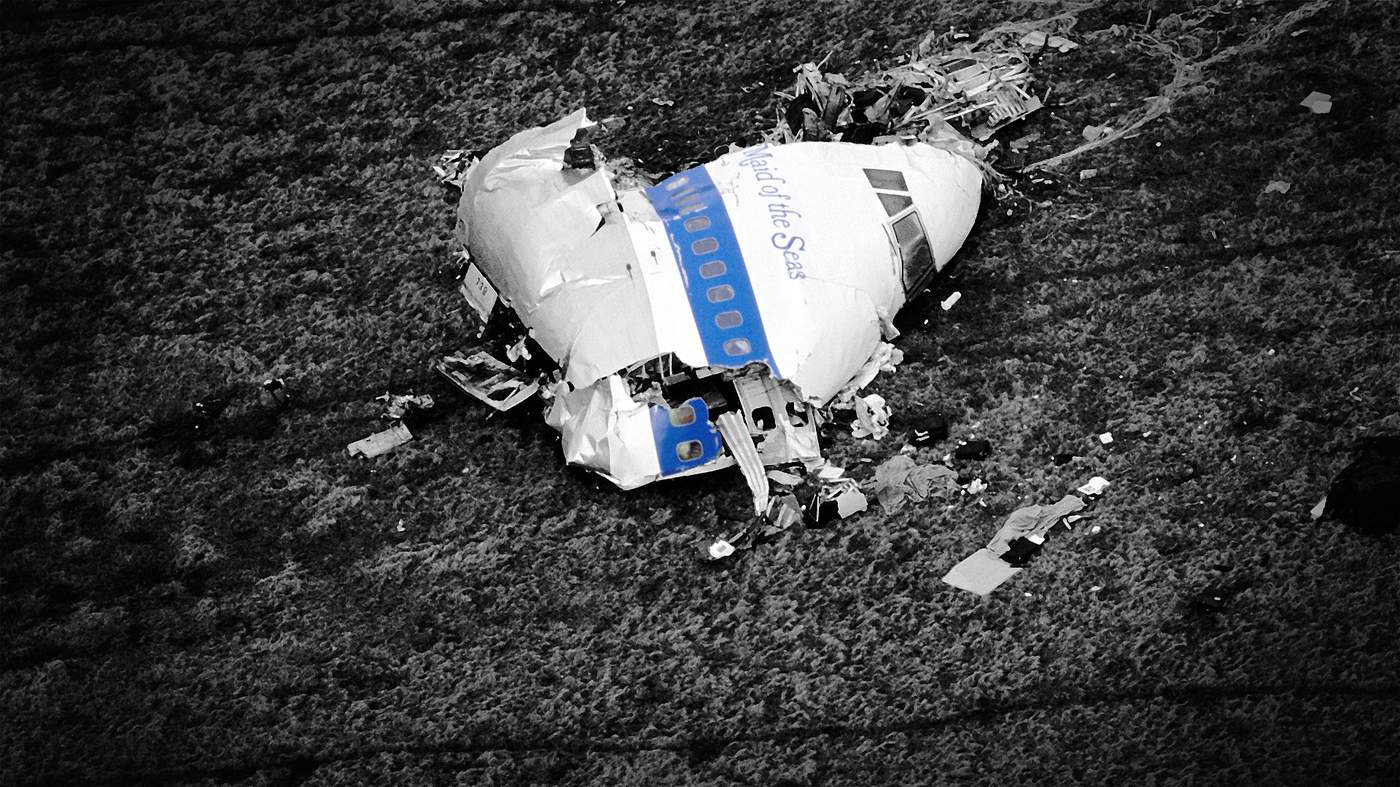 Крушение рейса РА103: вспоминают жители Локерби - BBC Русская служба