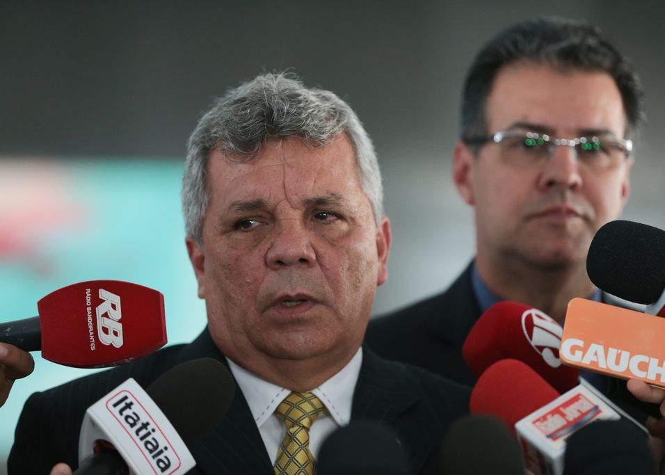 Congressman Alberto Fraga