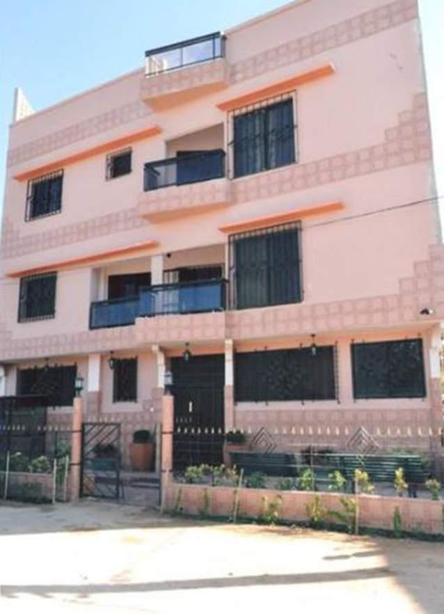 Дакарская клиника Нианг: здесь родились близняшки