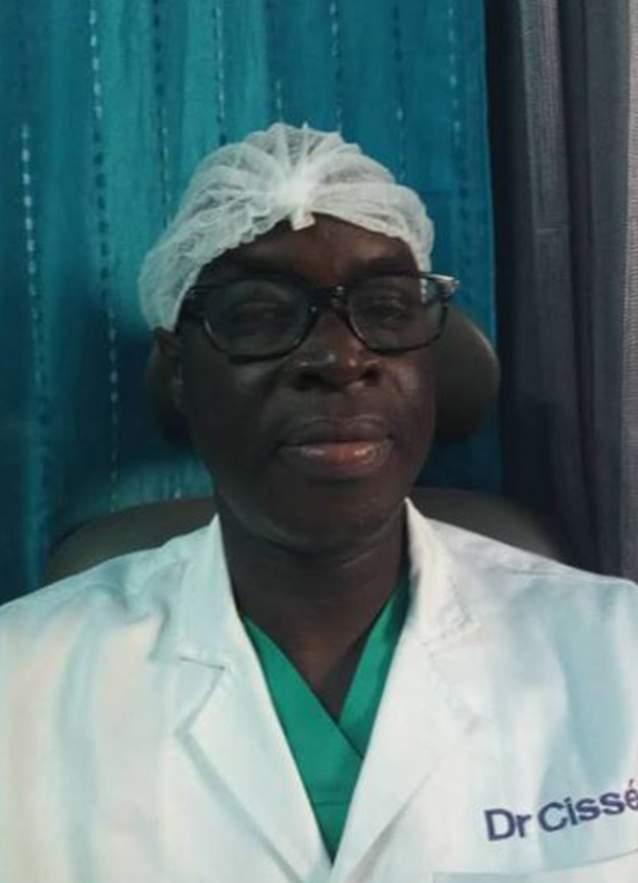 Dr Lamin Sise