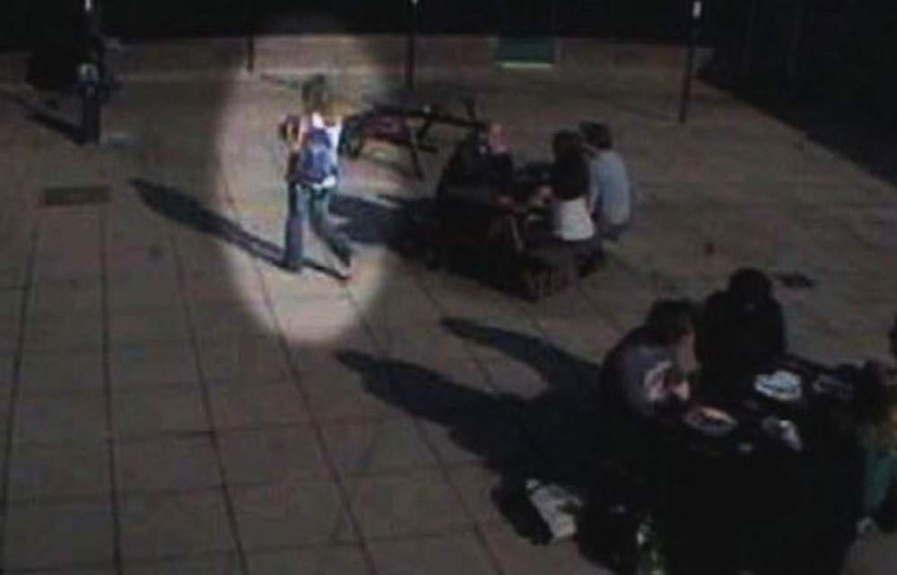 Claudia was seen on CCTV leaving work at the University of York