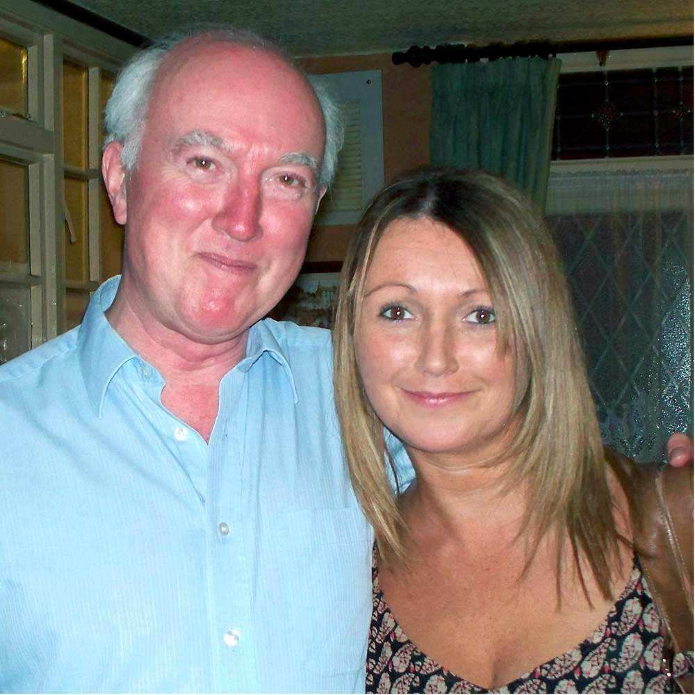 Peter Lawrence spoke to his daughter the night before she vanished