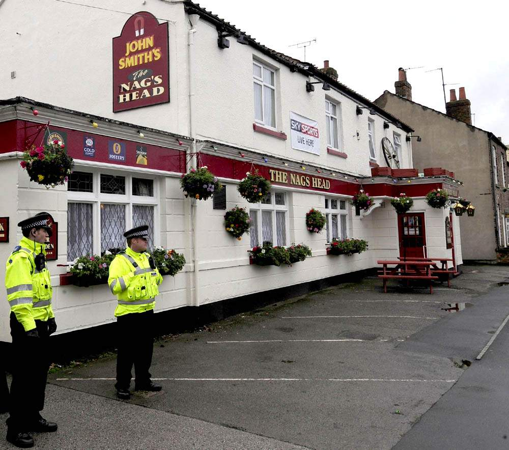 The Nag's Head, now under new management, was a key focus in the case