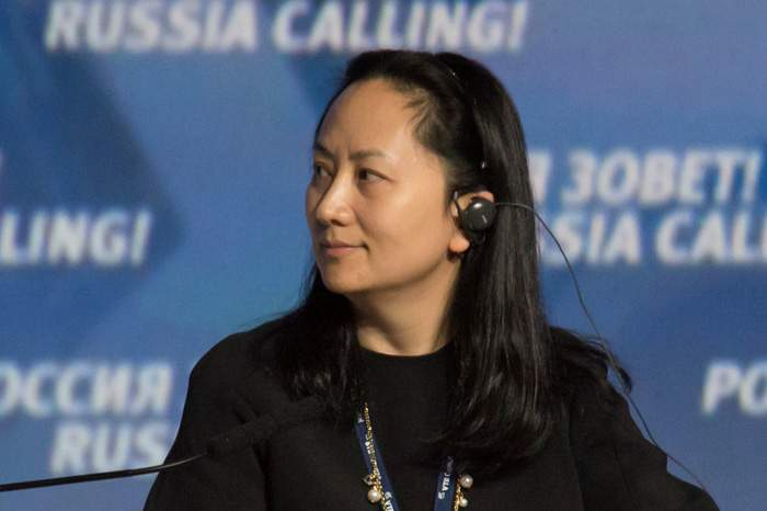 Meng Wanzhou, photographed in 2014