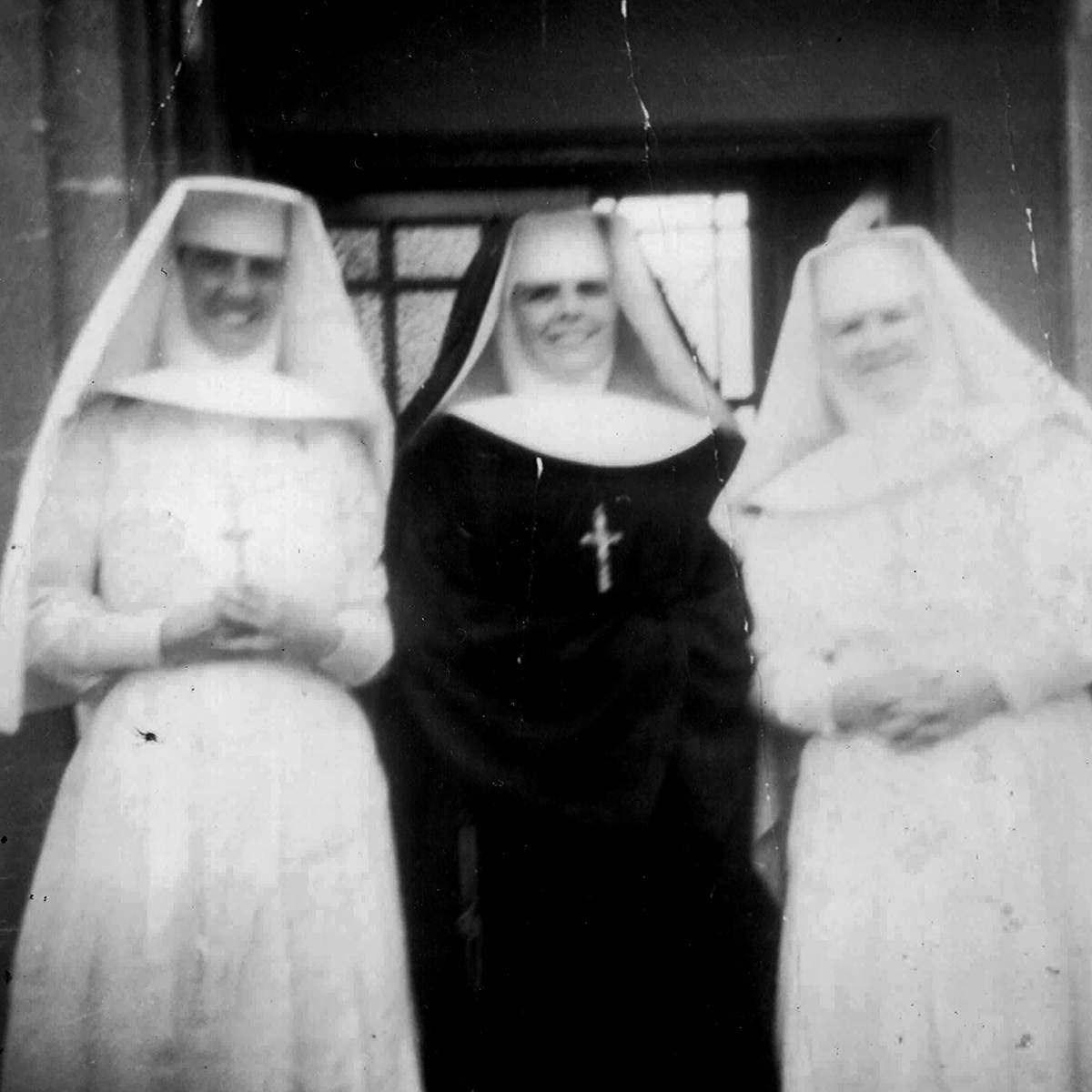 Nuns at Bessborough